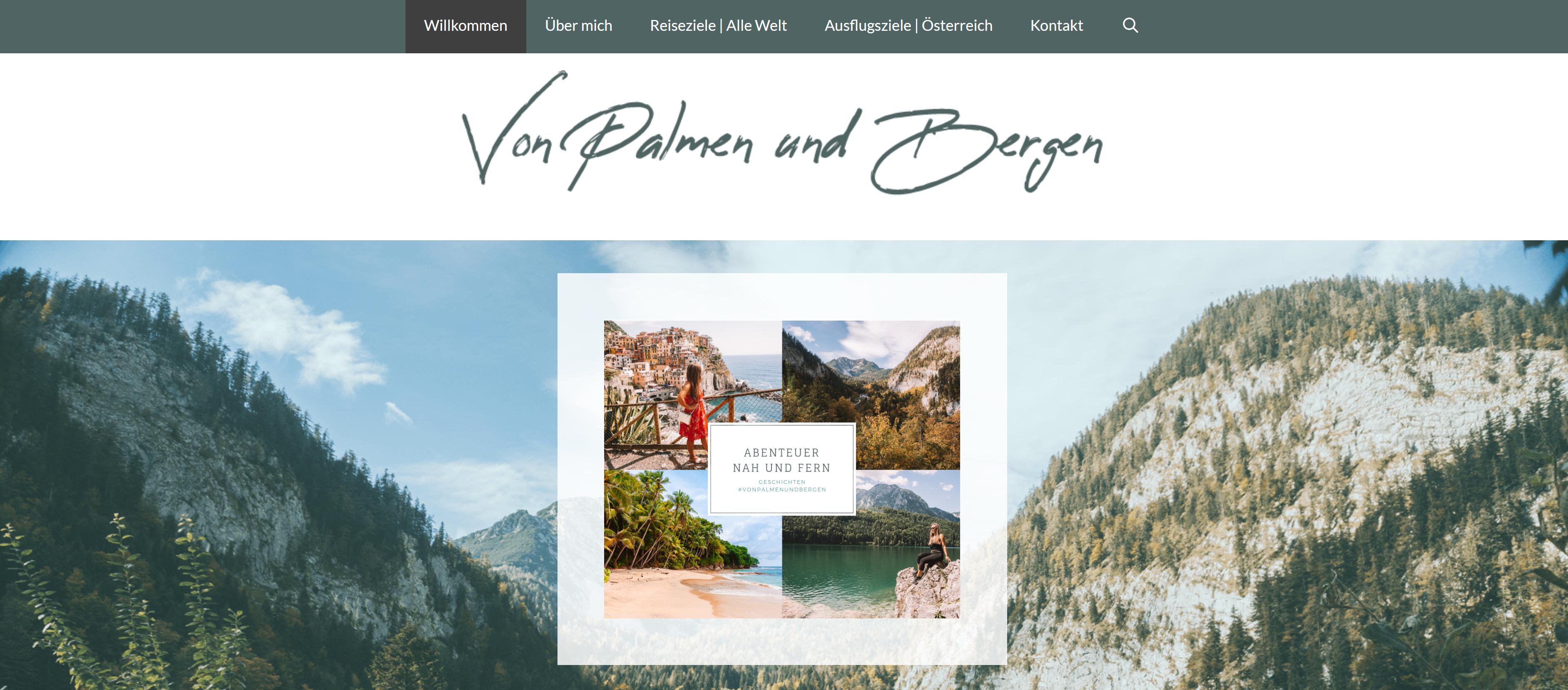 Reiseblog vonpalmenundbergen.at Daniela König