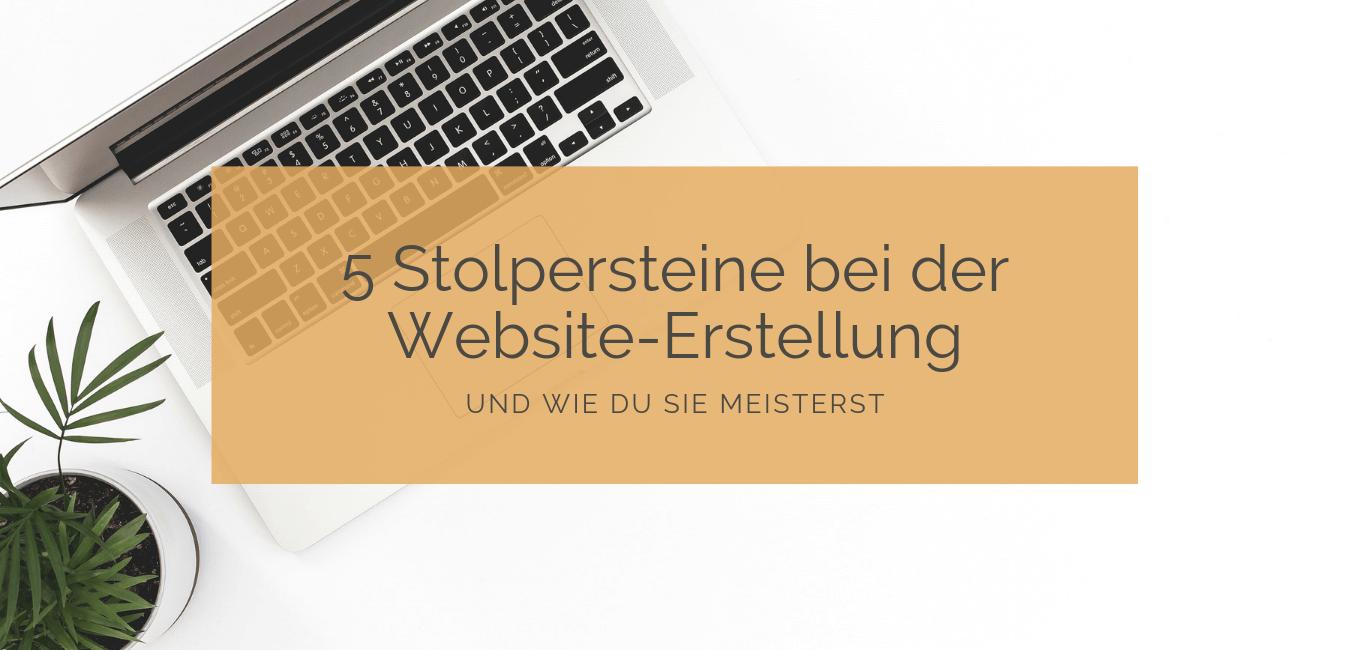 Tipps zur Website-Erstellung